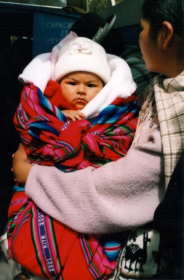 Peru baby