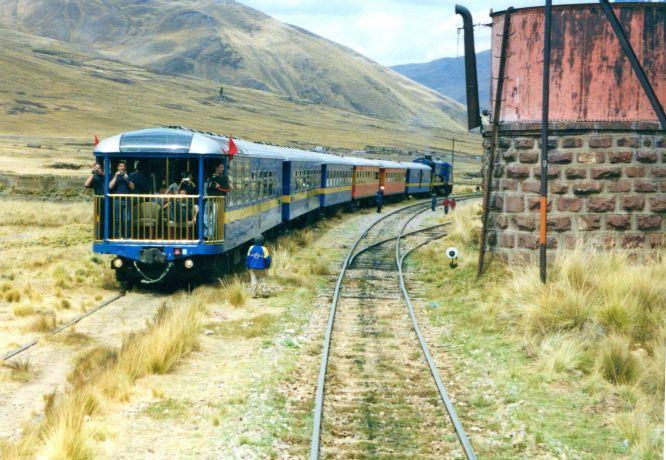 Puno Cusco