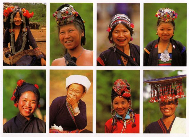 laos ladies