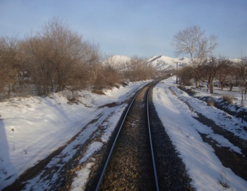 Memorable Overseas Train Journeys #4 - Turkey