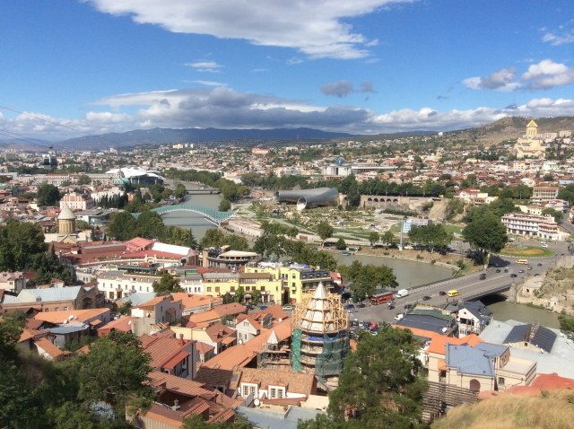 skyline-tbilisi