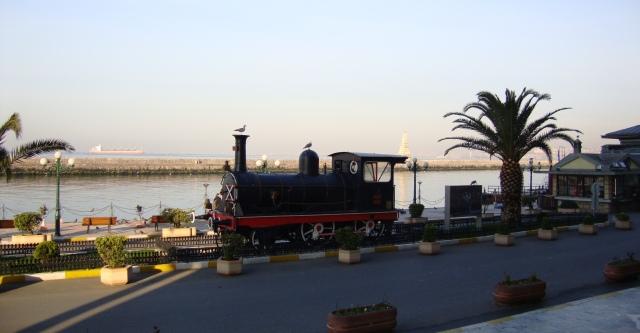 Syria Train Lattakia