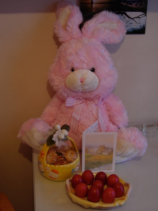 Easter Bunny Athens