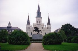 Jackson Park New Orleans