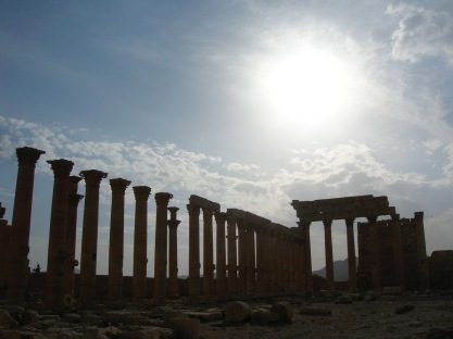 Sunrise2 Palmyra