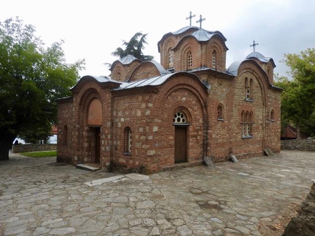 Church of St Pantileimon, Skopje