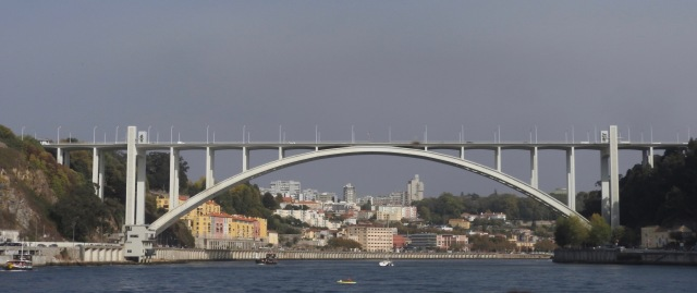 Arrabida Bridge Porto