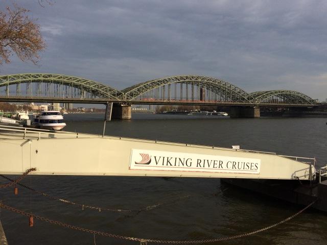 Cologne Rail Bridge