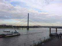 Dusseldorf Bridge 2