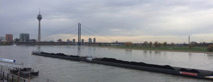 Dusseldorf Bridge 3