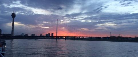 Dusseldorf Bridge 4