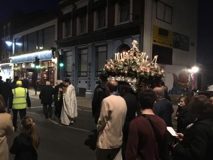 Epitaph Orthodox Easter 2