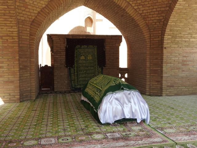 Dervish Tomb