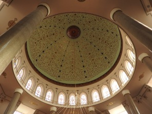 Mary Mosque dome