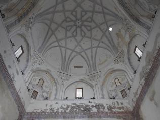 Mausoleum inside