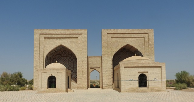 Mausoleums of Two Askhab